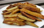 Fresh Homemade French Fries